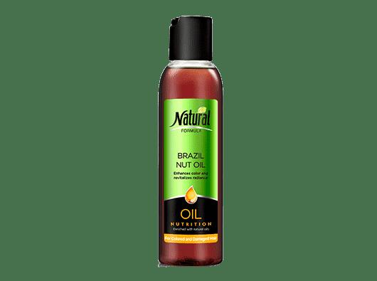 Brazil Nut Oil for Color-Treated Hair